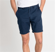 LEE CHINO SHORTS BLÅ