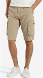 WRANGLER CARGO SHORTS  KHAKI  (Regular Fit)